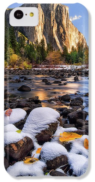 November Morning IPhone 5c Case by Anthony Michael Bonafede