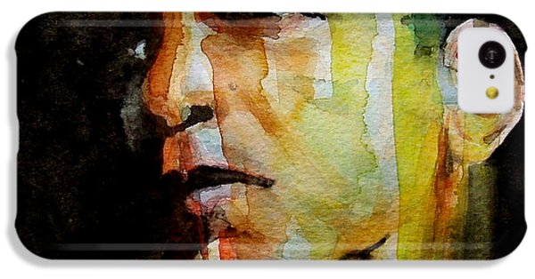 Obama IPhone 5c Case by Paul Lovering