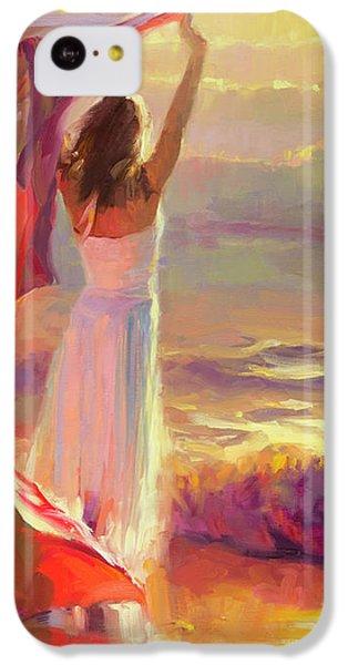 Beach iPhone 5c Case - Ocean Breeze by Steve Henderson
