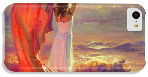Ocean Breeze IPhone 5c Case by Steve Henderson
