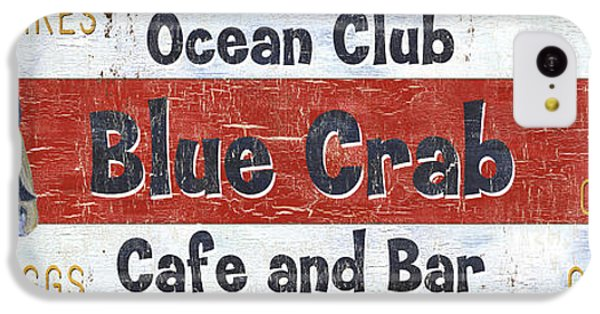 Ocean Club Cafe IPhone 5c Case