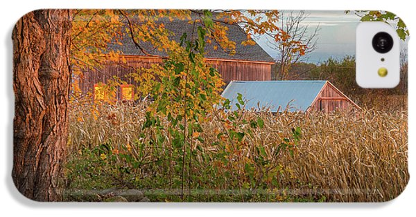 IPhone 5c Case featuring the photograph October Morning 2016 Square by Bill Wakeley