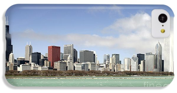 Off The Shore Of Chicago IPhone 5c Case