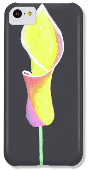 Oh Lily IPhone 5c Case by Cyrionna The Cyerial Artist