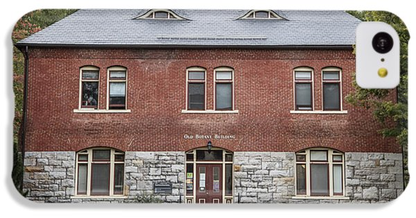 Old Botany Building Penn State  IPhone 5c Case by John McGraw
