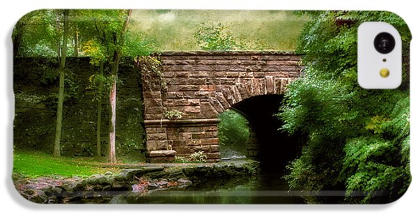 Old Country Bridge IPhone 5c Case by Jessica Jenney
