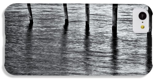 IPhone 5c Case featuring the photograph Old Jetty - S by Werner Padarin