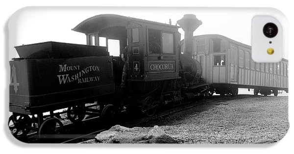 Old Locomotive IPhone 5c Case by Sebastian Musial