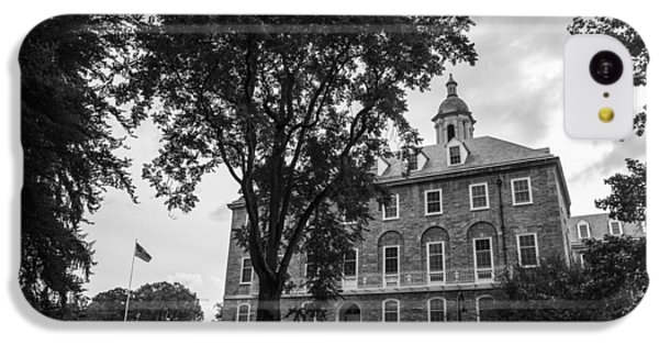 Old Main Penn State IPhone 5c Case by John McGraw