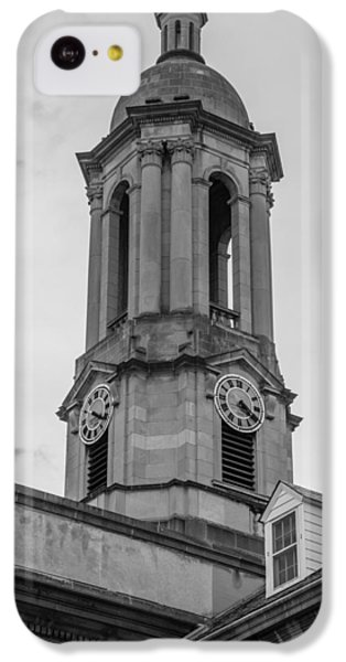 Old Main Tower Penn State IPhone 5c Case by John McGraw