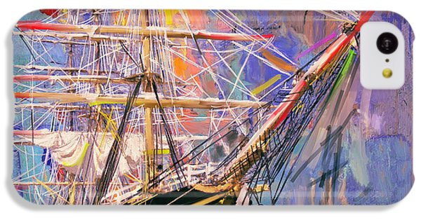 Old Ship 226 4 IPhone 5c Case by Mawra Tahreem