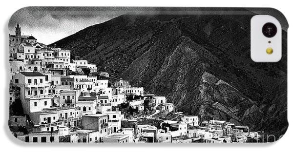 Olympos. Karpathos Island Greece IPhone 5c Case