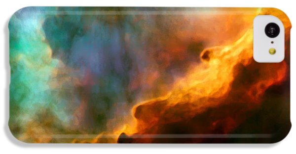Omega Swan Nebula 3 IPhone 5c Case