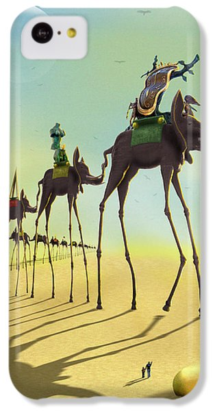 On The Move 2 IPhone 5c Case by Mike McGlothlen