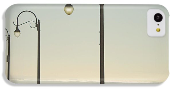 On The Pier IPhone 5c Case by Linda Woods