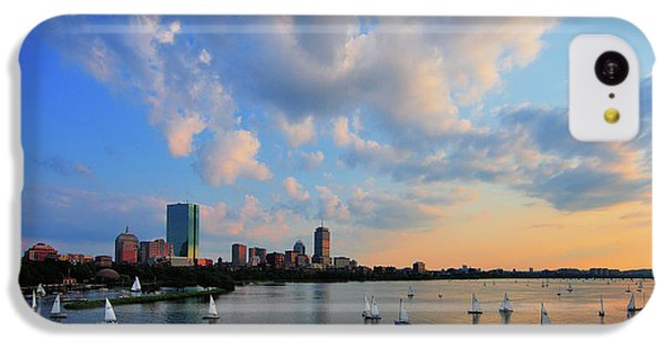 On The River IPhone 5c Case by Rick Berk