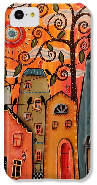 One Afternoon IPhone 5c Case