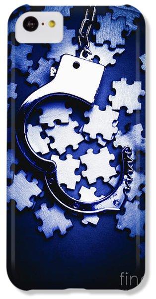 Open Case Mystery IPhone 5c Case