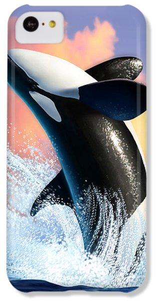Orca 1 IPhone 5c Case