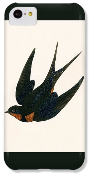 Oriental Chimney Swallow IPhone 5c Case