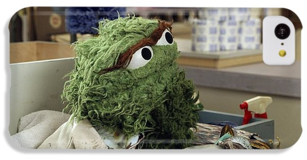 Oscar The Grouch IPhone 5c Case