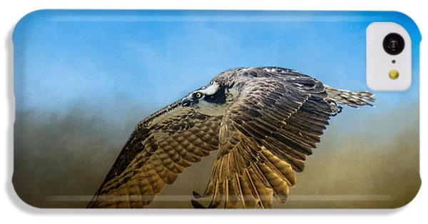 Osprey Over Pickwick IPhone 5c Case by Jai Johnson