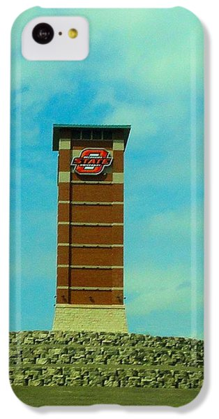 Oklahoma State University Gateway To Osu Tulsa Campus IPhone 5c Case