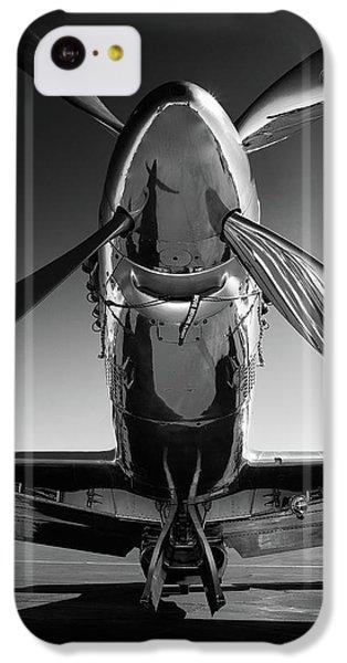 Transportation iPhone 5c Case - P-51 Mustang by John Hamlon