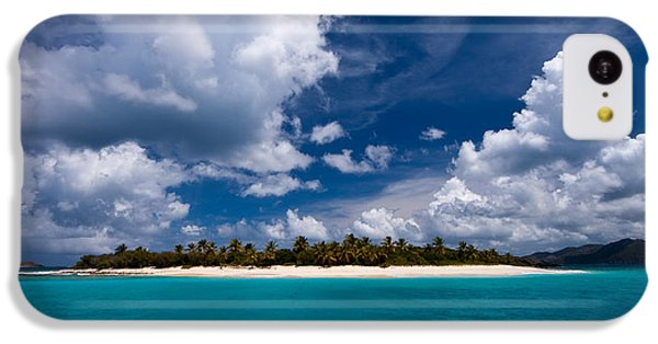 Paradise Is Sandy Cay IPhone 5c Case