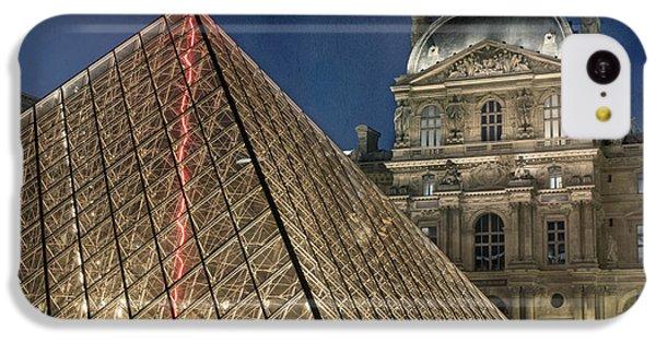 Paris Louvre IPhone 5c Case