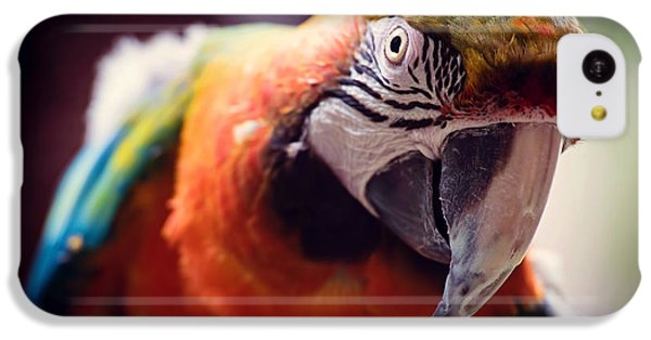 Parrot Selfie IPhone 5c Case