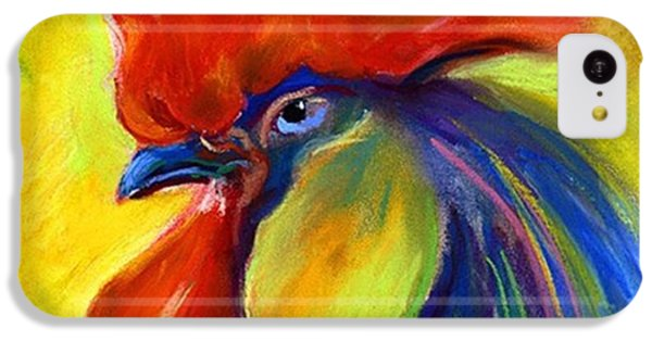Pastel Rooster By Svetlana Novikova ( IPhone 5c Case