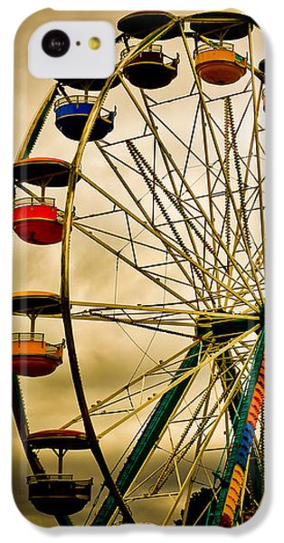 Wizard iPhone 5c Case - Patch Of Blue by Bob Orsillo