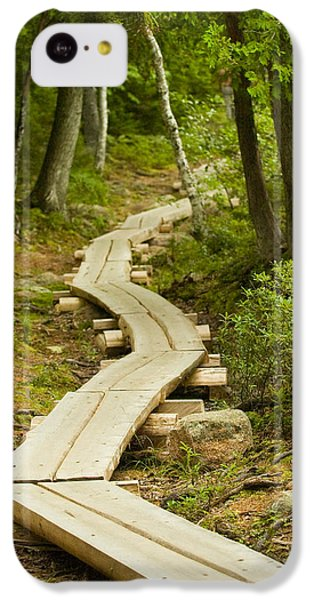 Path Into Unknown IPhone 5c Case