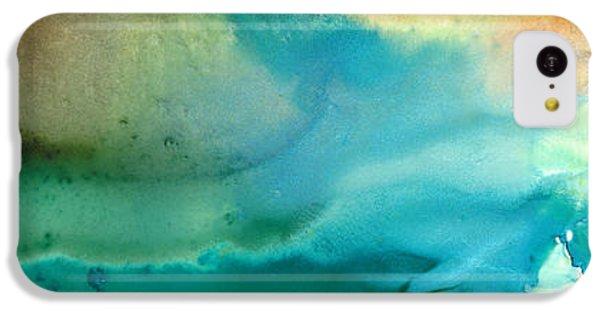 Beach iPhone 5c Case - Pathway To Zen by Sharon Cummings