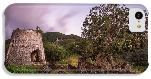 IPhone 5c Case featuring the photograph Peace Hill Ruins by Adam Romanowicz