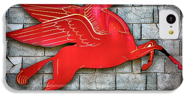 Pegasus IPhone 5c Case by Olivier Le Queinec