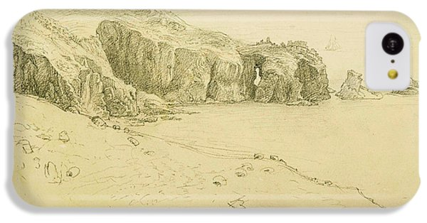 Pele Point, Land's End IPhone 5c Case by Samuel Palmer