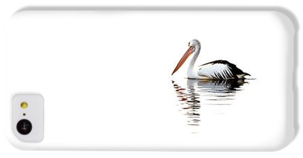 Pelican iPhone 5c Case - Pelican Adrift by Az Jackson
