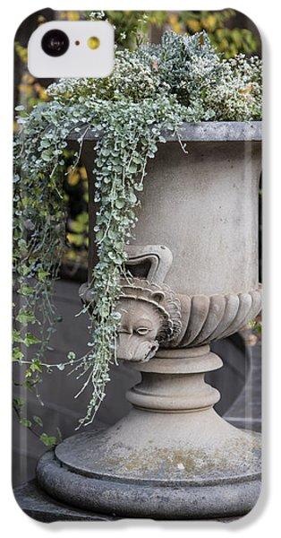 Penn State Flower Pot  IPhone 5c Case by John McGraw