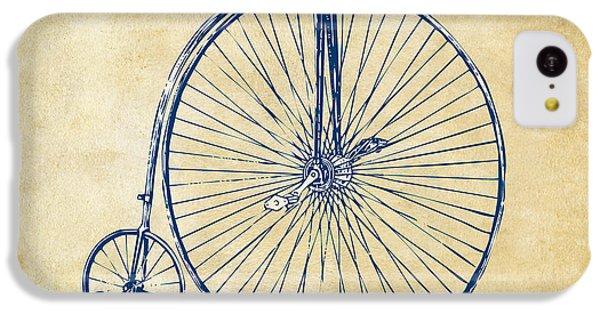 Penny-farthing 1867 High Wheeler Bicycle Vintage IPhone 5c Case