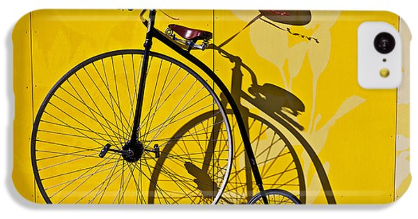 Penny Farthing Love IPhone 5c Case by Garry Gay