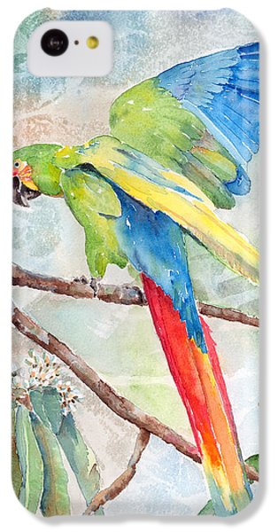 Perfect Landing IPhone 5c Case by Arline Wagner