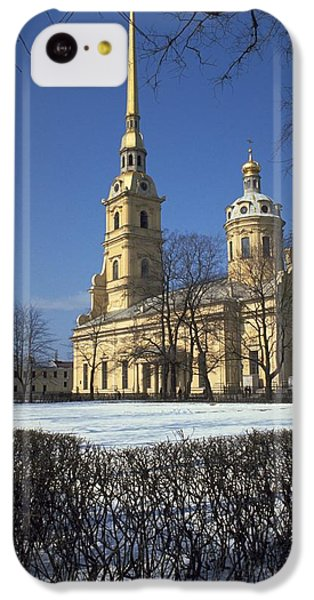 Peter And Paul Cathedral IPhone 5c Case