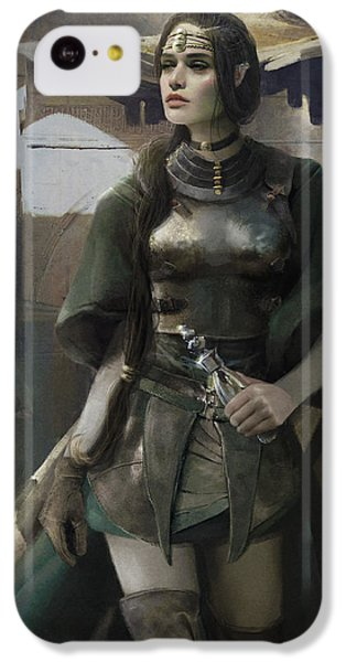 Phial IPhone 5c Case by Eve Ventrue