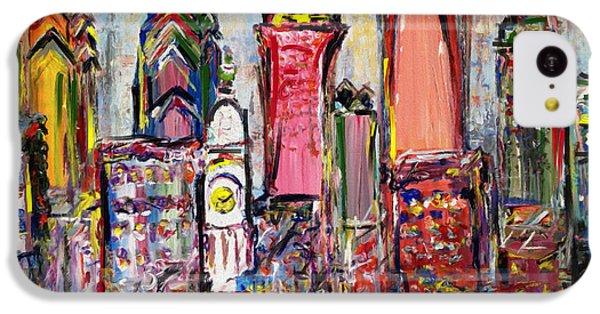 Philadelphia Skyline 232 1 IPhone 5c Case by Mawra Tahreem