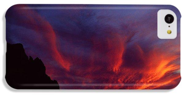 Phoenix Risen IPhone 5c Case by Randy Oberg