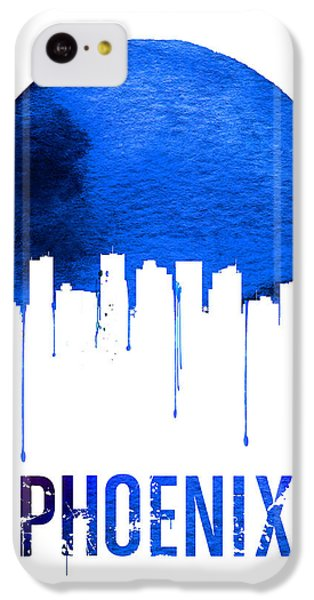 Phoenix Skyline Blue IPhone 5c Case
