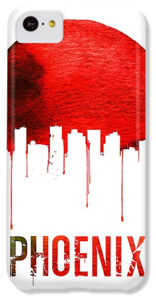 Phoenix Skyline Red IPhone 5c Case