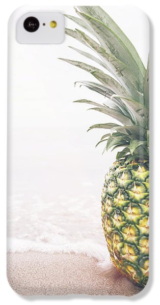 Pineapple On The Beach IPhone 5c Case